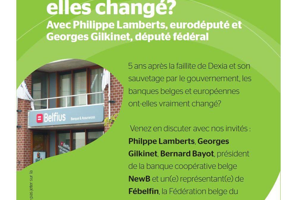 5 ans après Dexia, nos banques ont-elles changé ?