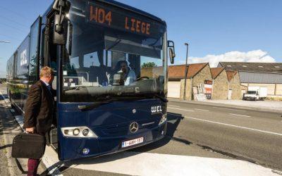 Lignes Express régionales (WEL): Ecolo Huy-Waremme se réjouit de l'amélioration de la ligne Marche-Liège et de la création confirmée d'une ligne entre Waremme, Hannut et Namur