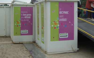 Ecolo se réjouit de la sauvegarde du recyparc d'Ambresin qui représente une belle victoire citoyenne !