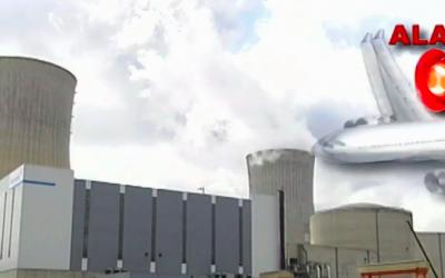 La centrale de Tihange n'est pas aux normes en cas de chutes d'avions : Ecolo exige des garanties beaucoup plus fermes de sûreté nucléaire !