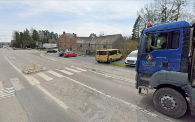 Ecolo se réjouit de la volonté d'avancer les travaux pour sécuriser la N66 à Tinlot